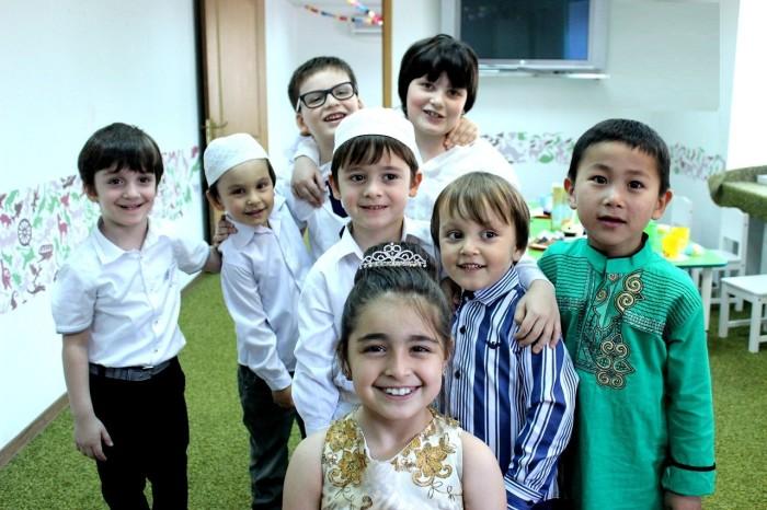 мусульманский детский сад