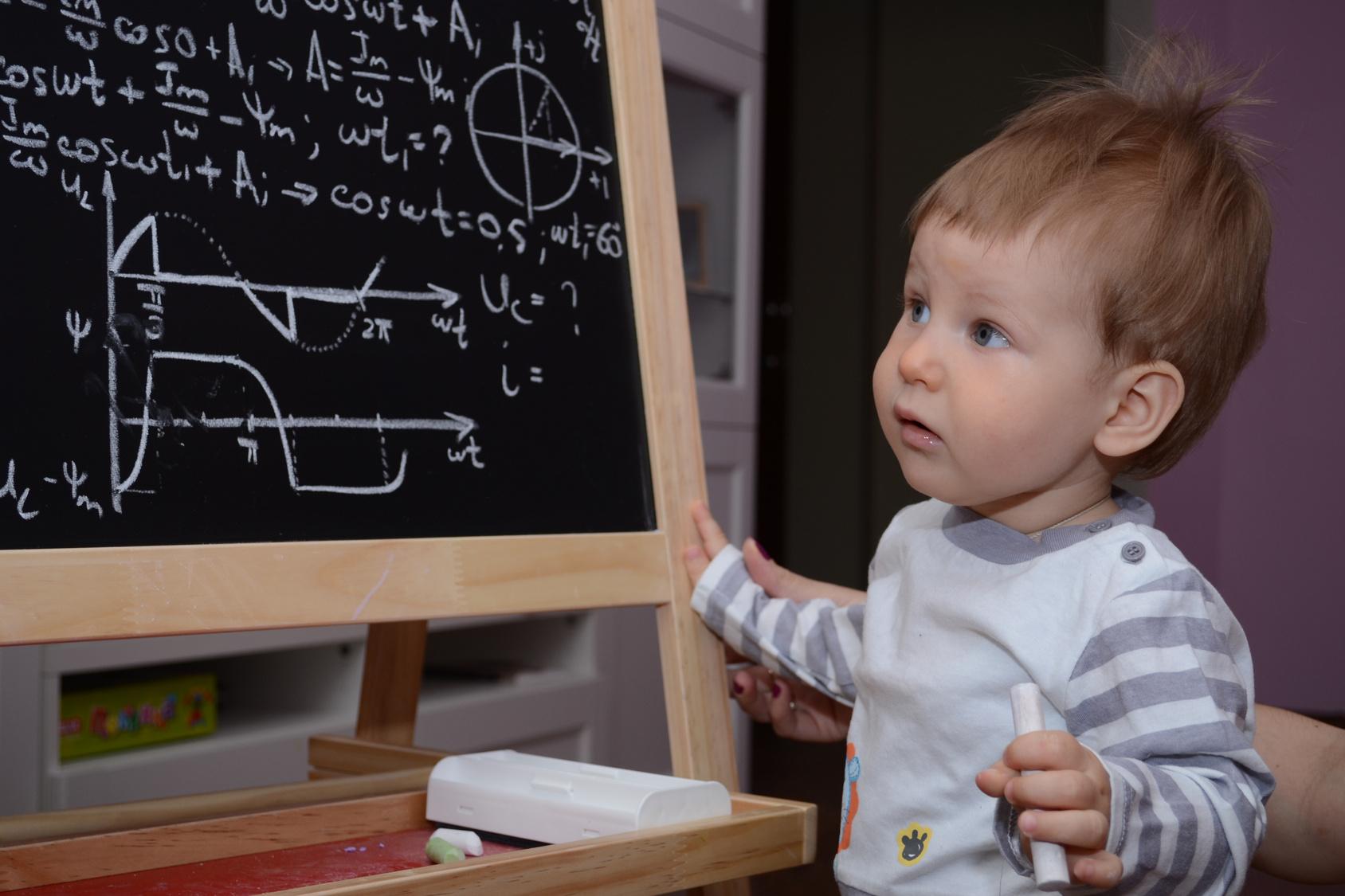 Почему умные дети в плохой физической форме