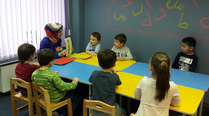 Мусульманский детский сад «Мединочка»