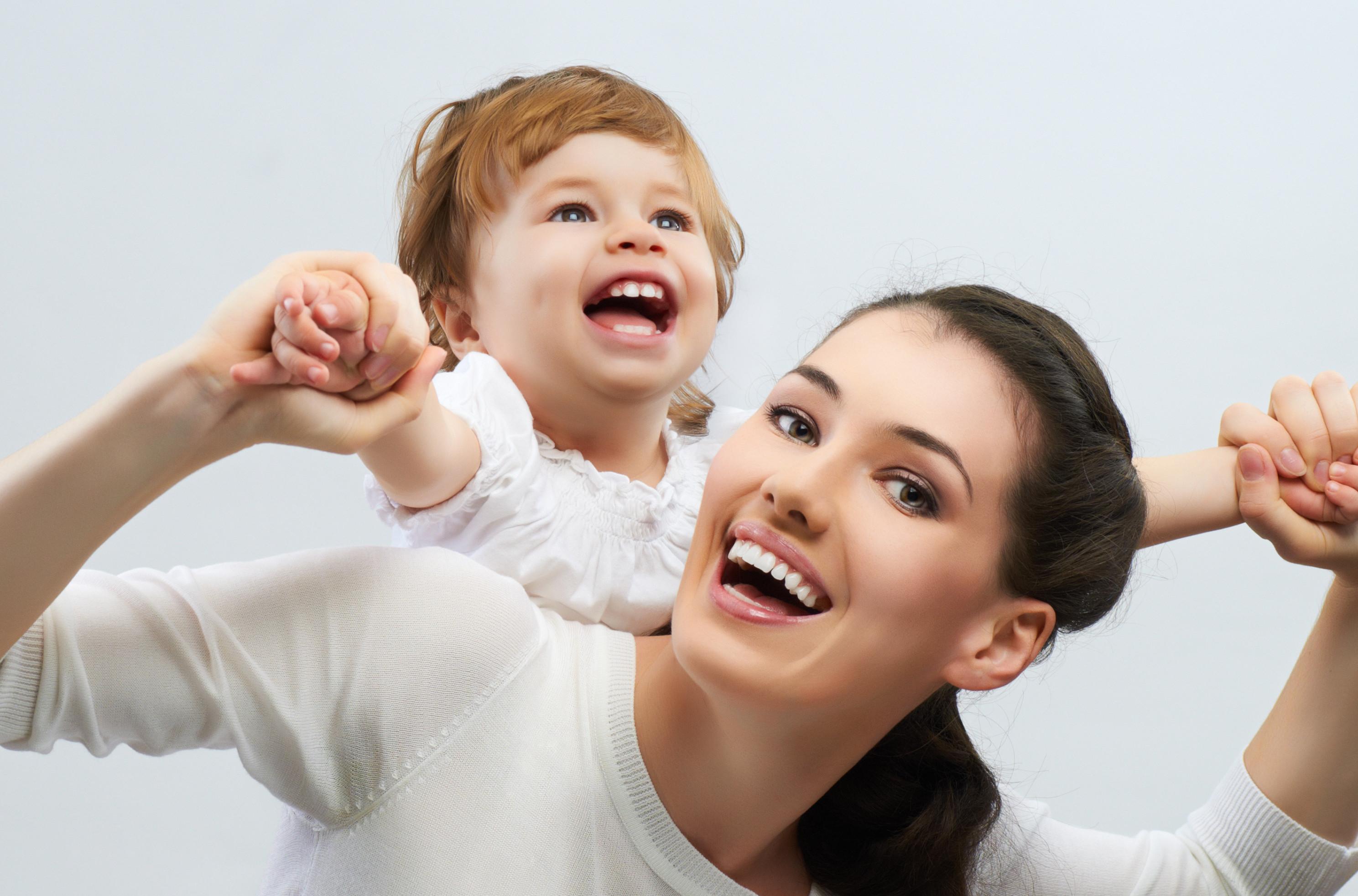 Мамы дети картинки